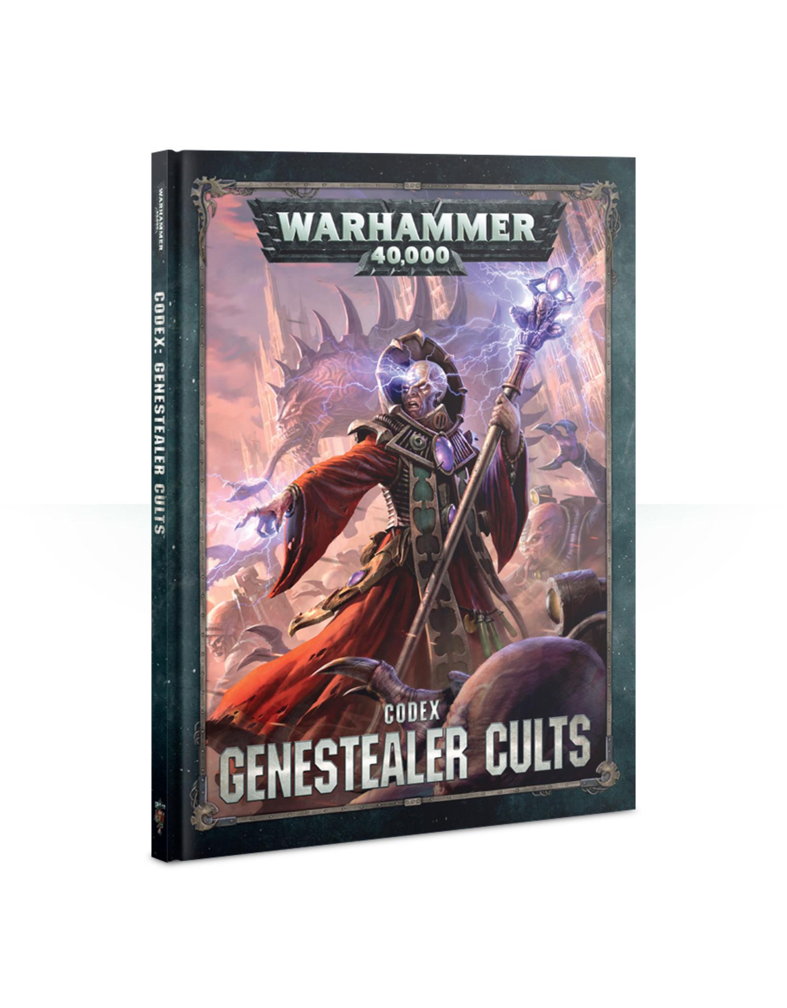 Warhammer 40K Codex: Genestealer Cults