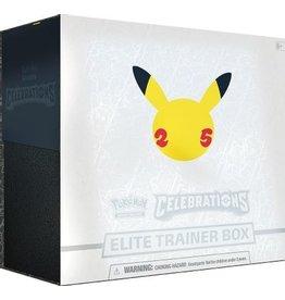 Pokemon Pokemon Celebrations Elite Trainer Box