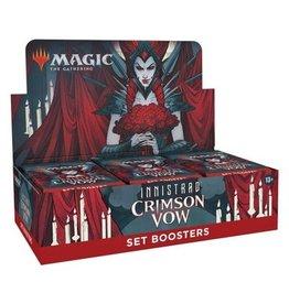 Magic MTG: Innistrad Crimson Vow Set Booster (30Ct)