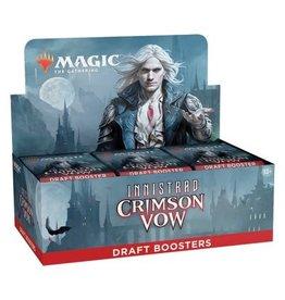 Magic MTG: Innistrad Crimson Vow Draft Booster (36Ct)