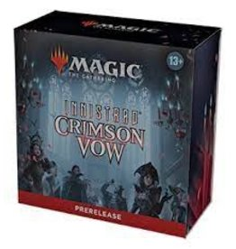 Magic MTG: Innistrad Crimson Vow Pre-Release Pack