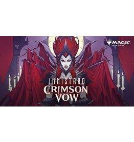 Magic MTG: Innistrad: Crimson Vow - Commander Deck Display (4)