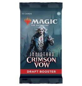 Magic MTG: Innistrad Crimson Vow Draft Booster Pack