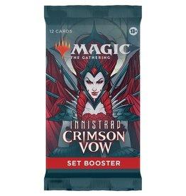 Magic MTG: Innistrad Crimson Vow Set Booster Pack