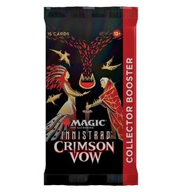 Magic MTG: Innistrad Crimson Vow Collector Booster Pack