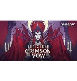 Magic MTG: Innistrad: Crimson Vow Commander Deck - Spirit Squadron