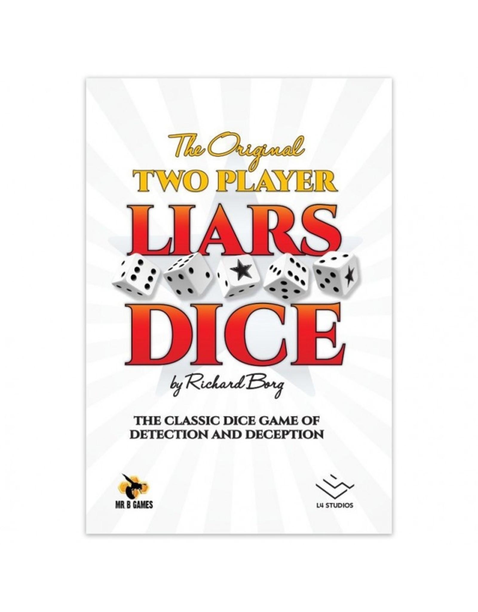 2 Player Liars Dice