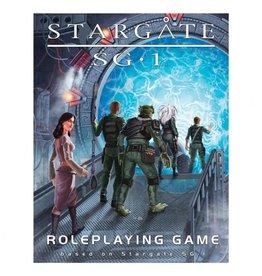 Stargate: SG-1: RPG Core Rulebook