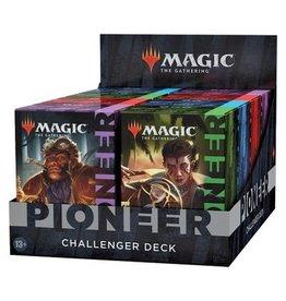 Magic MTG Pioneer Challenger Deck