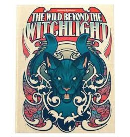 Dungeons & Dragons D&D 5E: The Wild Beyond the Witchlight (Alt Cover)