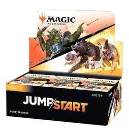 Magic Magic the Gathering CCG: Jumpstart Booster Box (24)