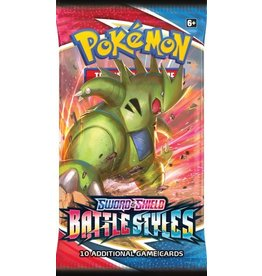 Pokemon Pokemon: Sword & Shield - Battle Styles Booster Pack