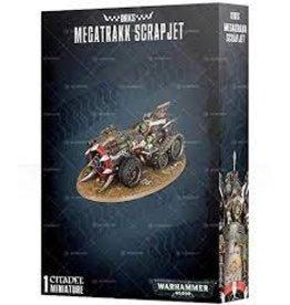 Warhammer 40K Orks Megatrakk Scrapjet