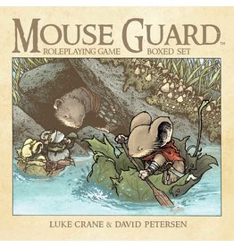 Mouse Guard Roleplaying Game Box Set 2E