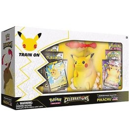 Pokemon Pokemon: Celebrations Premium Figure Collection: Pikachu Vmax