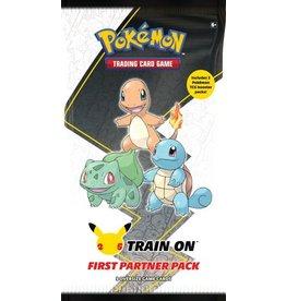 Pokemon Pokemon: First Partner Booster Pack: Kanto