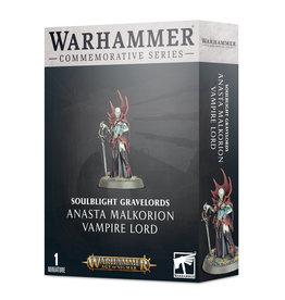 Age of Sigmar (Warhammer Day) Anasta Malkorian Vampire Lord