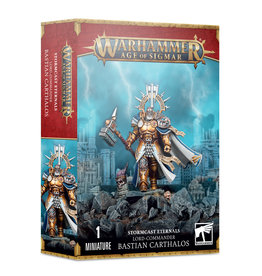 Age of Sigmar Stormcast Eternals: Lord-Commander Bastian Carthalos