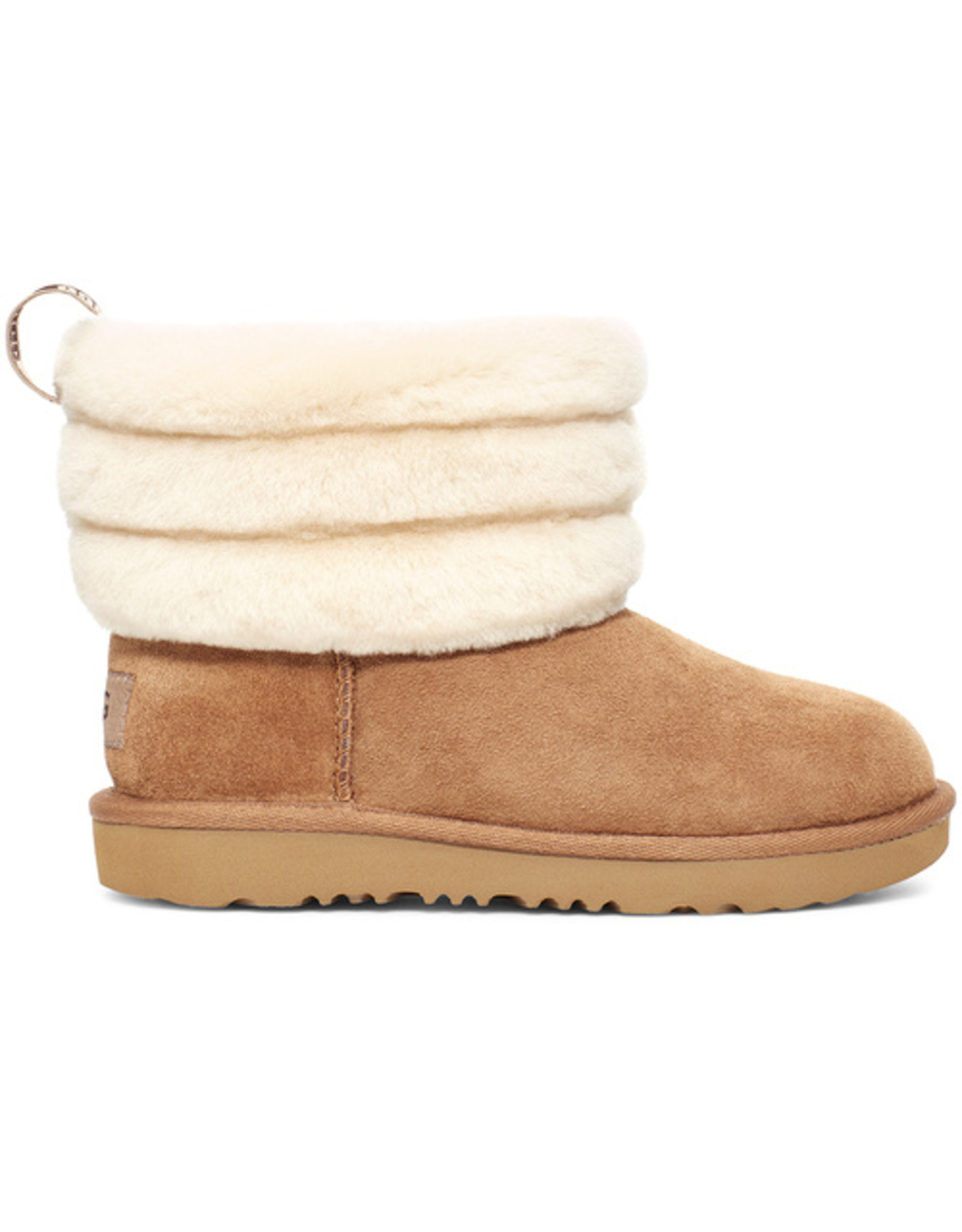 UGG UGG K FLUFF MINI QUILTED FASHION BOOT
