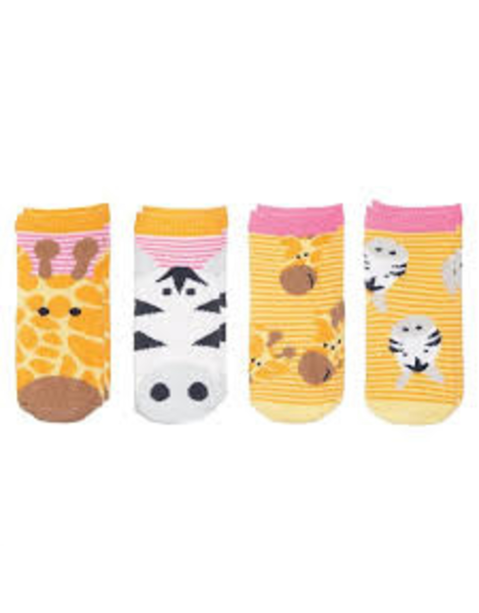 FLAPJACK MIX AND MATCH ANIMAL SOCKS