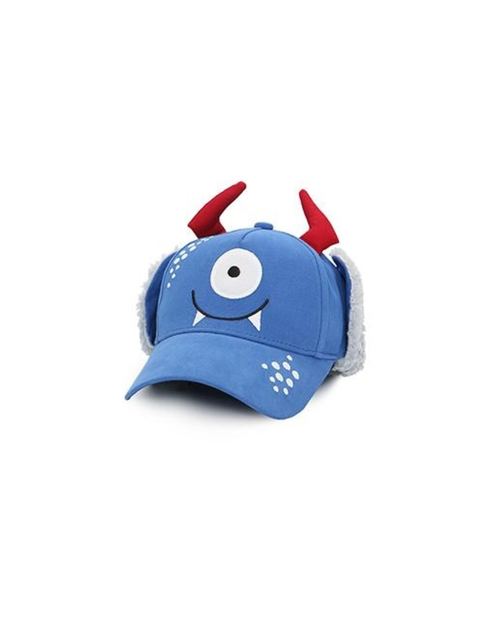 FLAPJACK 3D CAP WITH EAR FLAPS