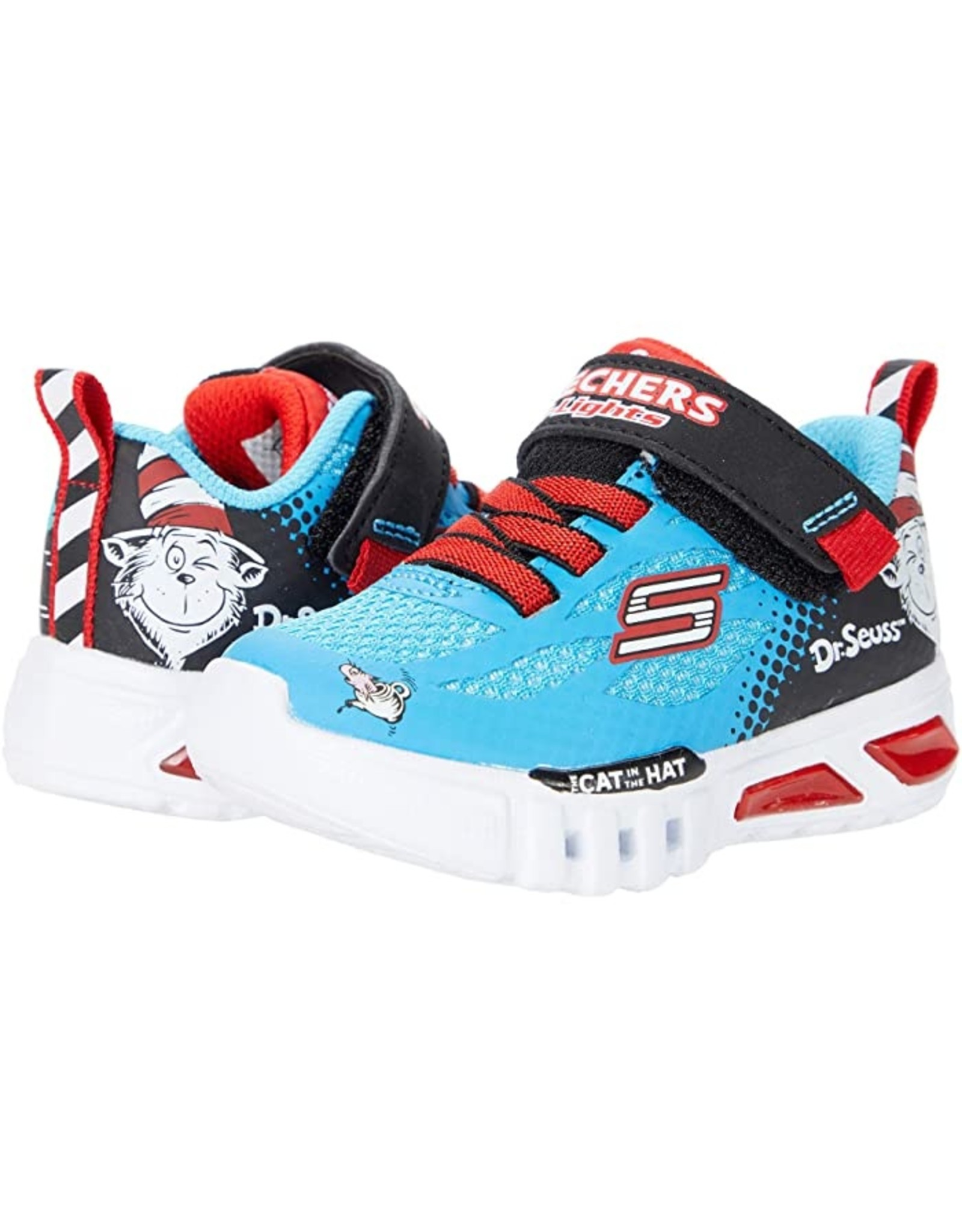 SKECHERS DR. SEUSS LIGHTED THINGS