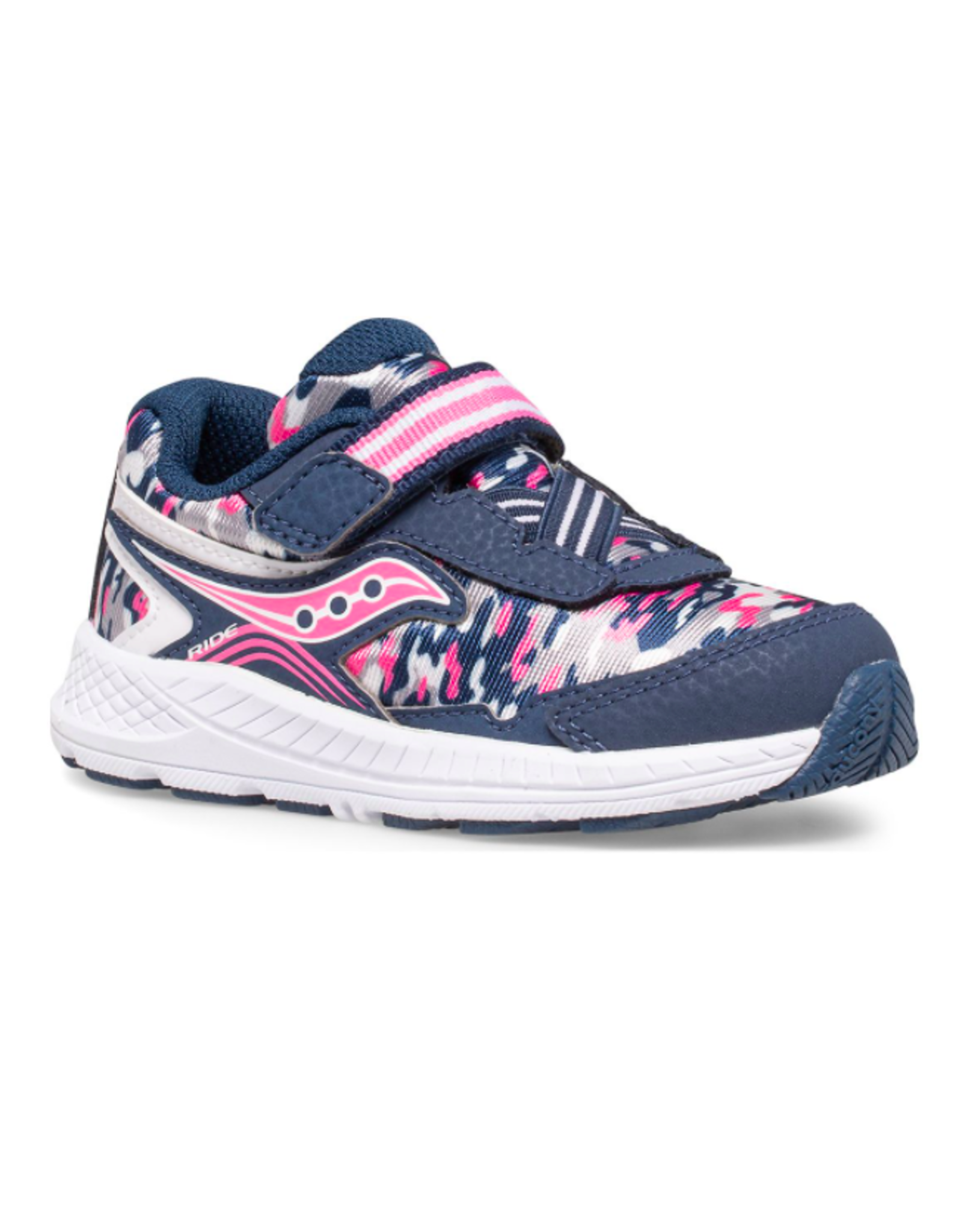 SAUCONY SAUCONY RIDE 10  PINK OR OLIVE CAMO