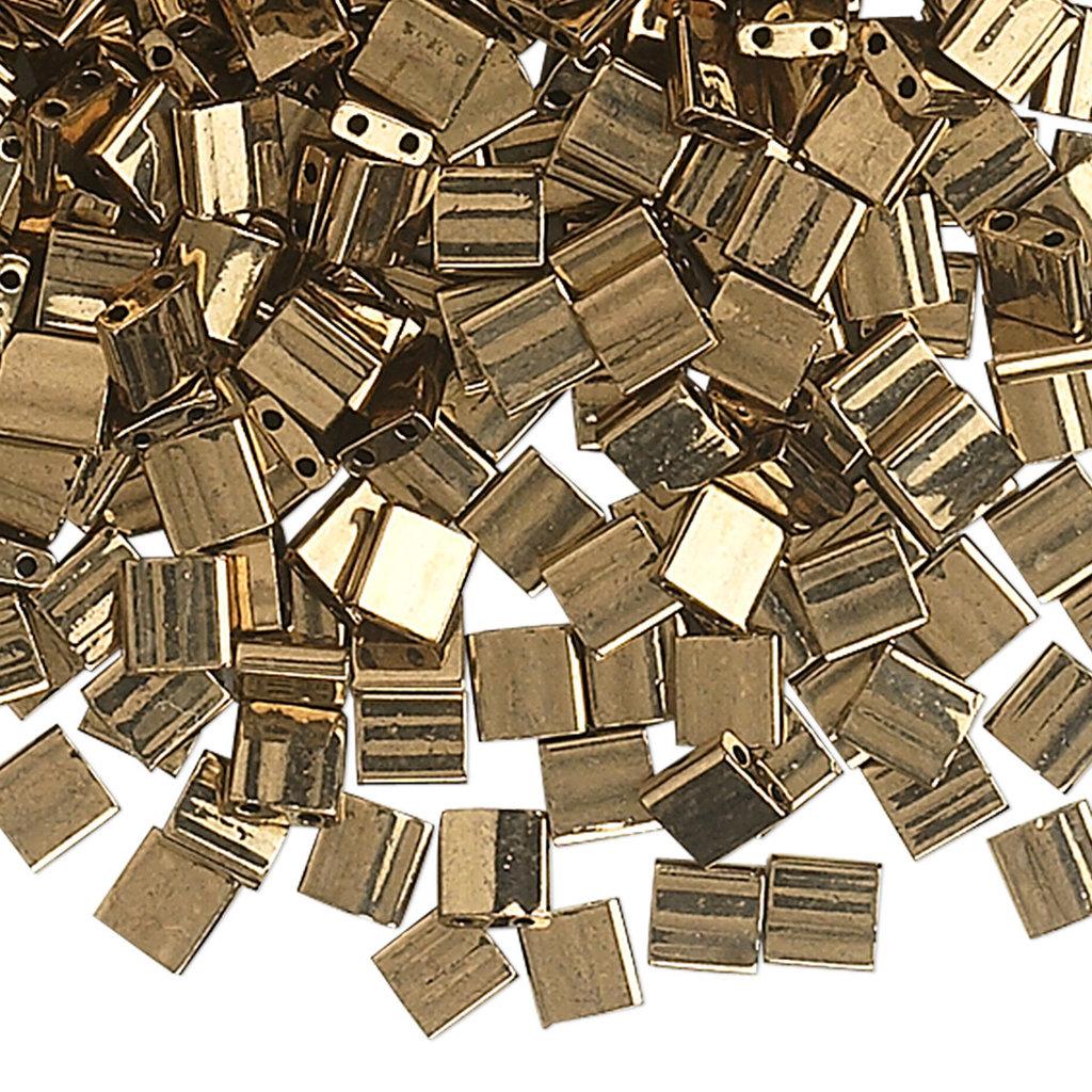Miyuki Tila Metallic Dk Bronze 10Gm