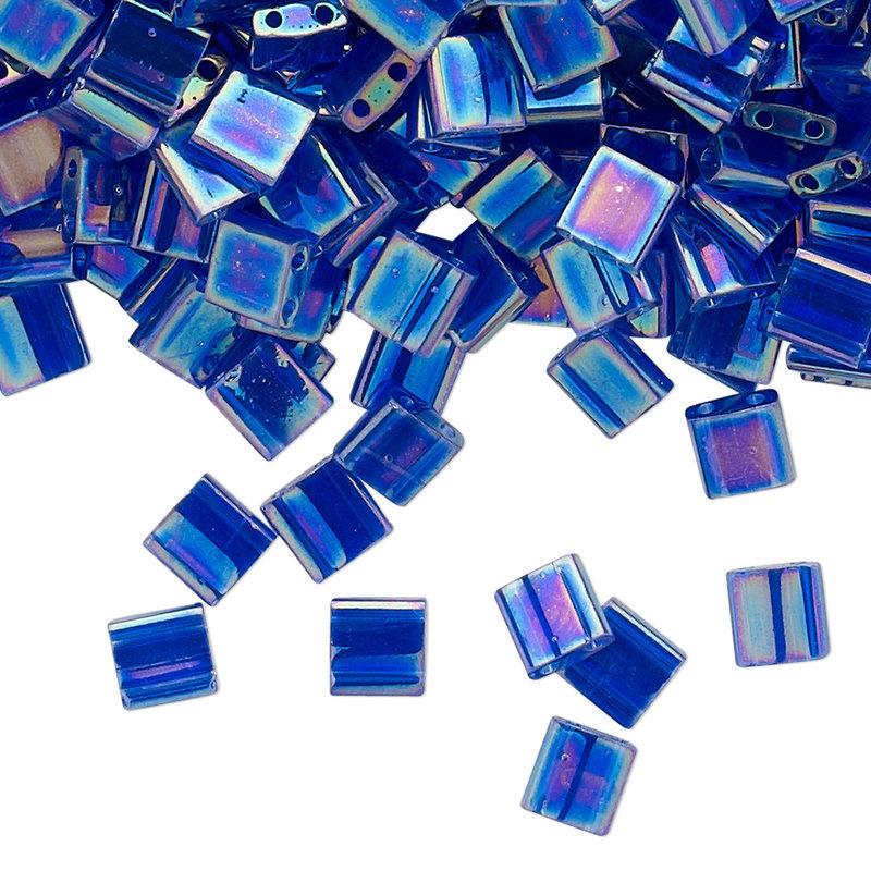 Miyuki Tila Trnsp Rnbw Dk Cobalt 10Gm