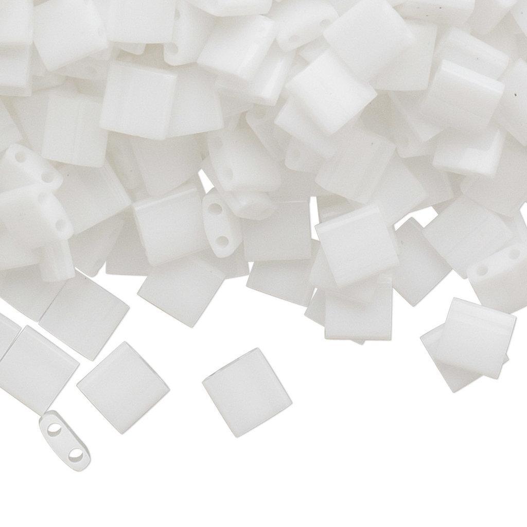 Miyuki Tila Opaque White 10Gms 1252