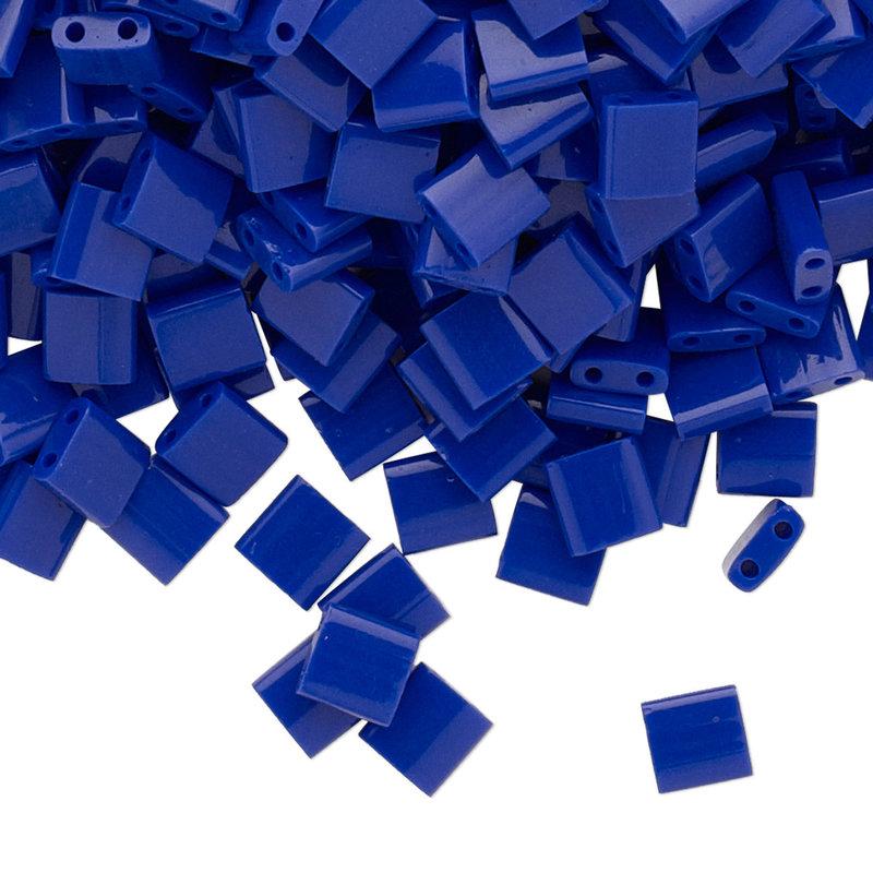 Miyuki Tila Opaque Cobalt Bl 10Gm