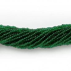 Preciosa Sb#11 Trnsp Med Green/Hank
