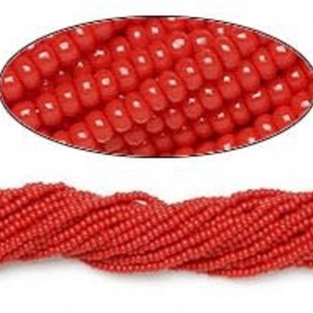 Preciosa Sb#11 Opaque Lt Red /Hank