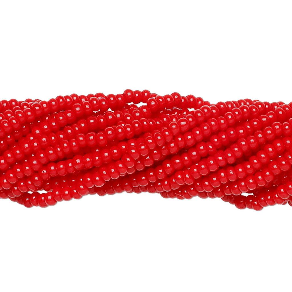 Preciosa Sb#11 Opaque Red/Hank