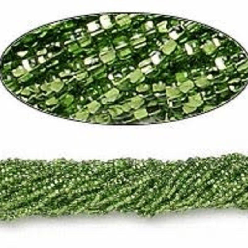 Preciosa Sb#11 S-Lined Lime Green/Hank