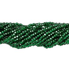 Preciosa Sb#11 S-Lined Dark Green/Hank