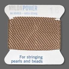 Nylon Thread Thread Nylon Beige #16 2Yrds