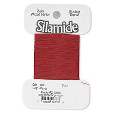 Silamide Silamide Thread Wine 40Yd