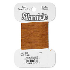 Silamide Silamide Thead Gold 40Yd
