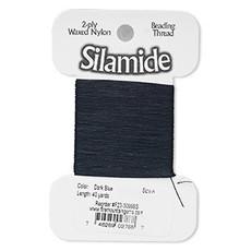 Silamide Silamide Thread Dk Blue
