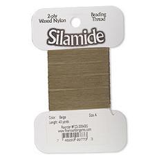 Silamide Silamide Thread Beige 40Yd