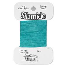 Silamide Silamide Thread Aqua 40Yd