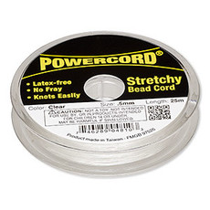 Powercord Powercord Clear 0.5Mm 25M