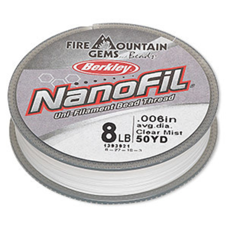 Nanofil Nanofil Unifilament Thread 8Lb 50Yd