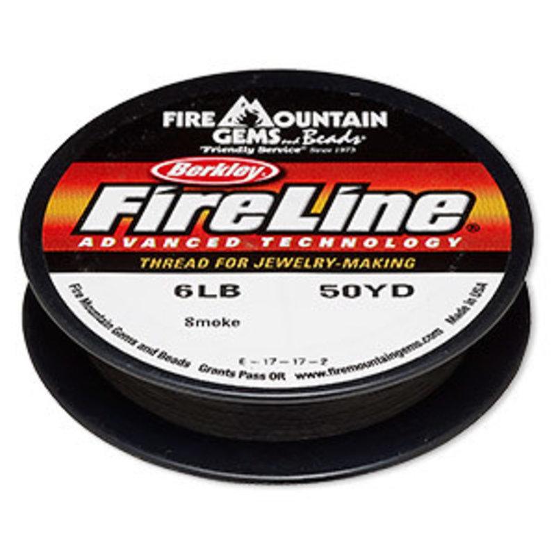Fireline Fireline Smoke 0.18Mm 6Lb 50Yd