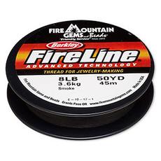 Fireline Fireline Smoke 0.13Mm 8Lb 50Yd