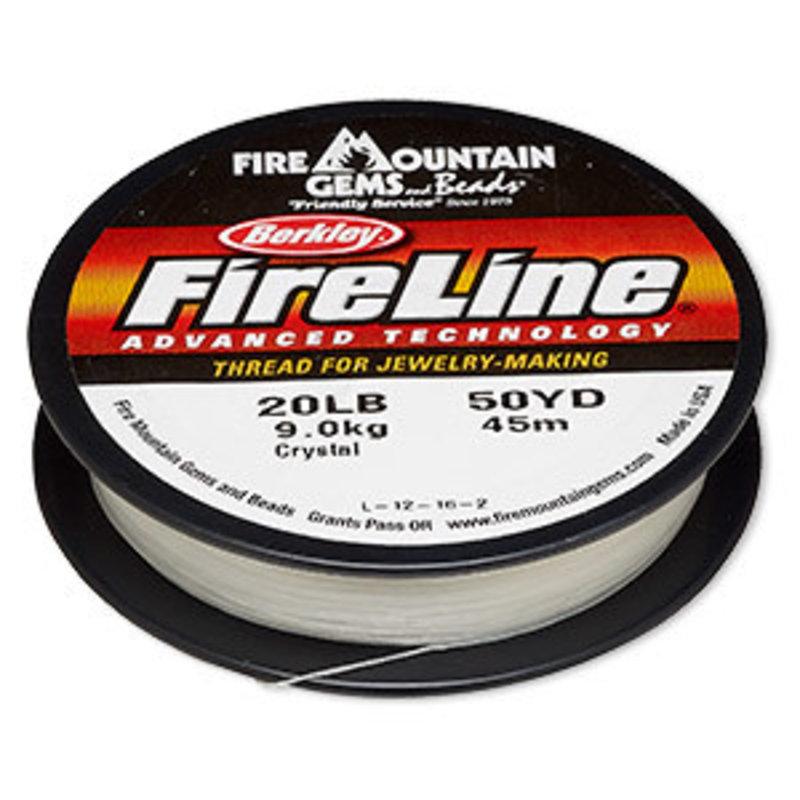 Fireline Fireline Crystal 0.45Mm 20Lb 50Yd