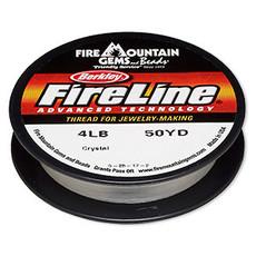 Fireline Fireline Crystal 0.13Mm 4Lb 50Yd