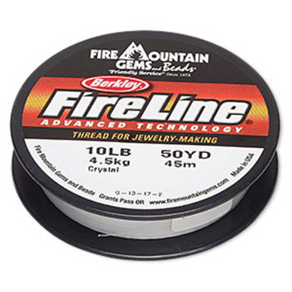 Fireline Fireline Crystal 0.2Mm 10Lb 50Yd