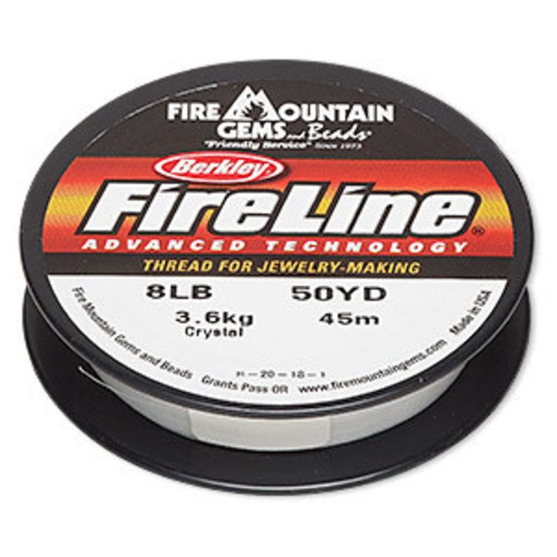 Fireline Fireline Crystal 0.18Mm 8Lb 50Yd